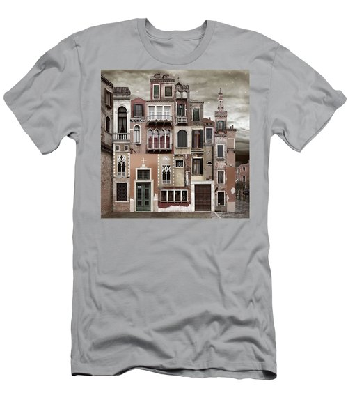 Venice Reconstruction 2 Men's T-Shirt (Athletic Fit)