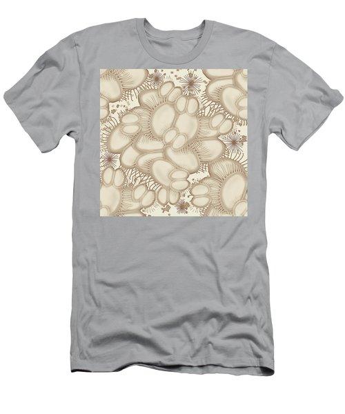 Venus Fly Trap Men's T-Shirt (Athletic Fit)