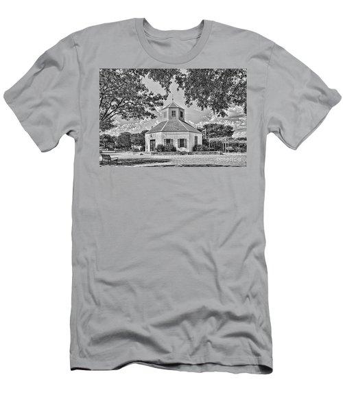 Vereins Kirche Men's T-Shirt (Athletic Fit)