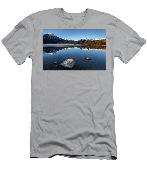 Vermillion 2 Men's T-Shirt (Athletic Fit)