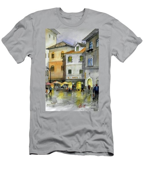 via Corso Men's T-Shirt (Athletic Fit)