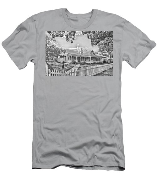 Victorian Sunday House Men's T-Shirt (Athletic Fit)