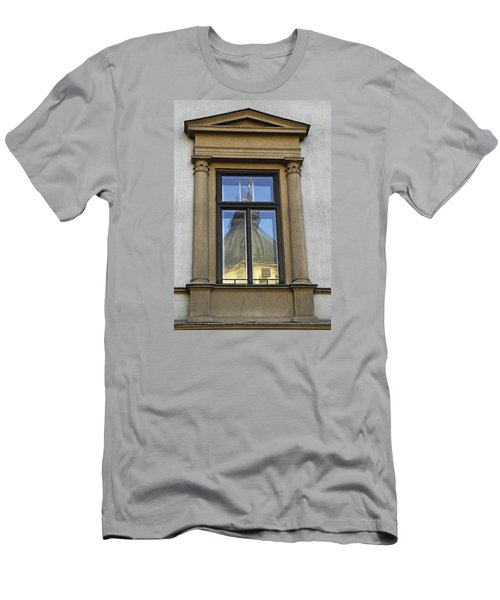 Vienna Reflections Men's T-Shirt (Athletic Fit)
