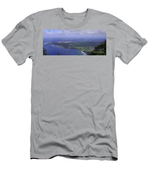 View Of Kaulapapa Men's T-Shirt (Athletic Fit)