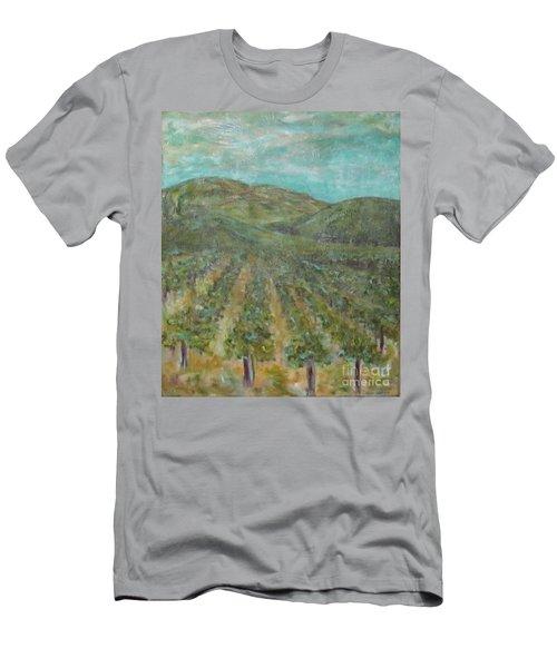 Vineyard #2 Men's T-Shirt (Athletic Fit)