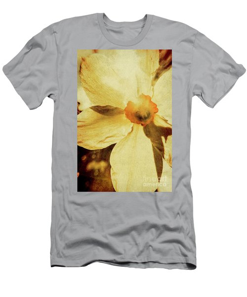 Vintage Daffodil Haze Men's T-Shirt (Athletic Fit)