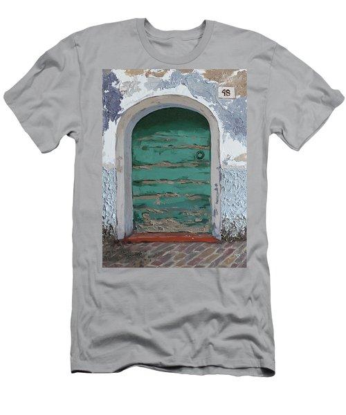 Vintage Series #2 Door Men's T-Shirt (Athletic Fit)