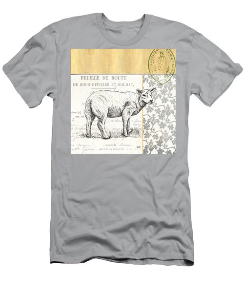 Vintage Farm 3 Men's T-Shirt (Athletic Fit)