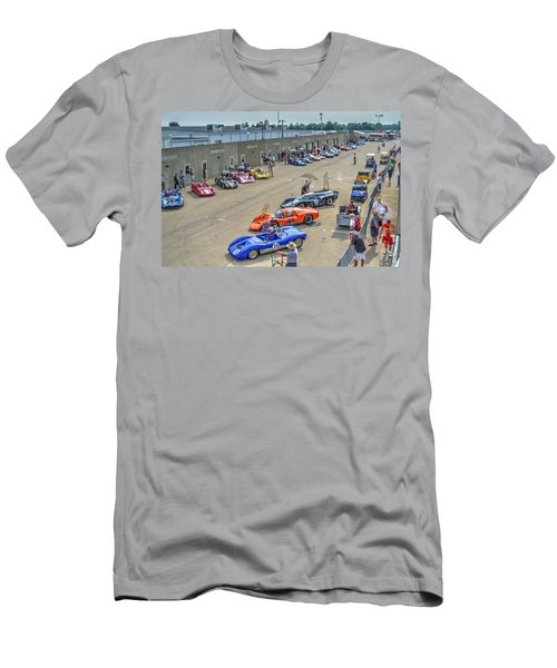 Vintage Gasoline Alley  Men's T-Shirt (Athletic Fit)