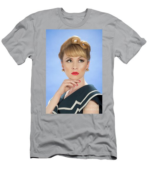 Vintage Glamour Men's T-Shirt (Athletic Fit)