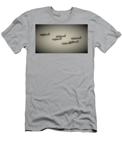 Vintage Skytypers Men's T-Shirt (Athletic Fit)