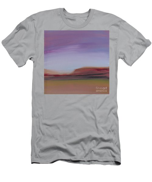 Violet Skies Men's T-Shirt (Athletic Fit)