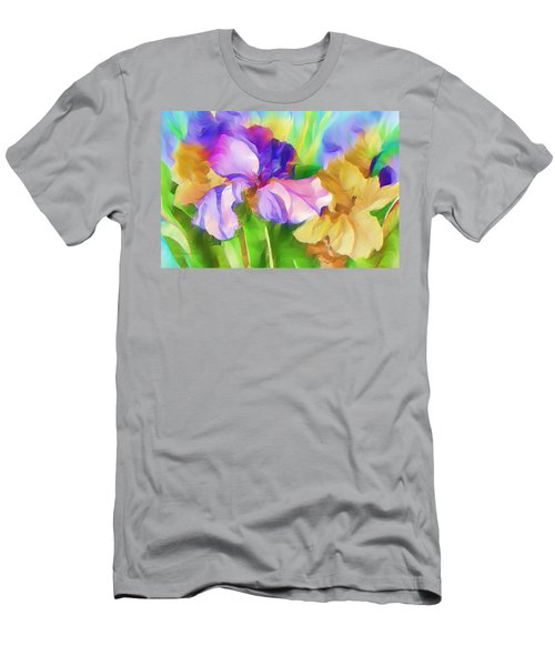 Voices Of Spring Men's T-Shirt (Athletic Fit)