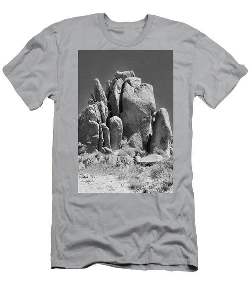 Volcano Fail Men's T-Shirt (Slim Fit)