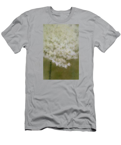 Men's T-Shirt (Slim Fit) featuring the photograph Wait For Me by The Art Of Marilyn Ridoutt-Greene