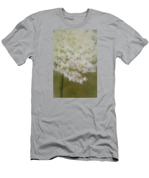Wait For Me Men's T-Shirt (Slim Fit) by The Art Of Marilyn Ridoutt-Greene