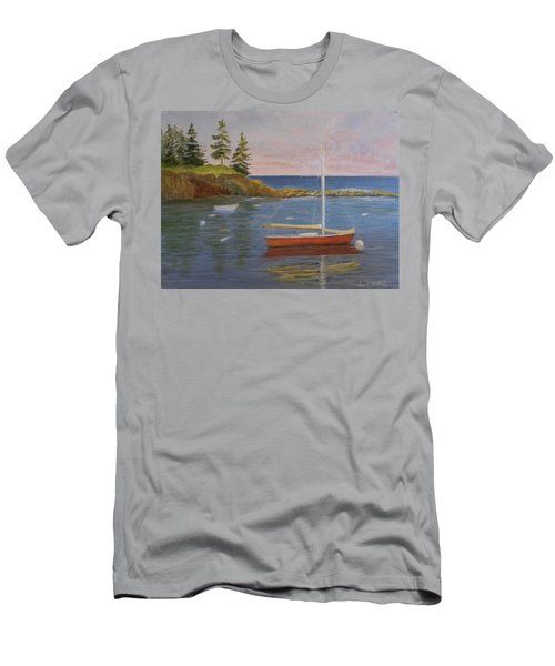 Waiting For The Wind Men's T-Shirt (Athletic Fit)