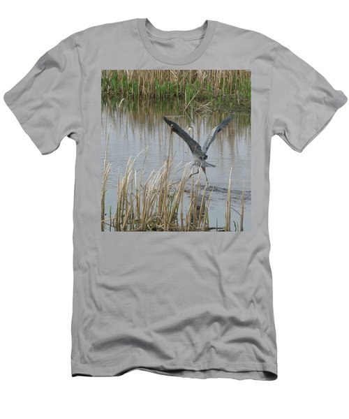 Walking On Water Men's T-Shirt (Athletic Fit)