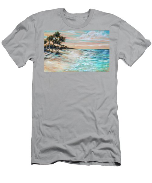 Walking The Dog II Men's T-Shirt (Athletic Fit)