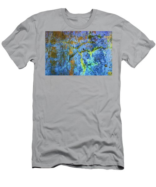 Wall Abstraction I Men's T-Shirt (Athletic Fit)