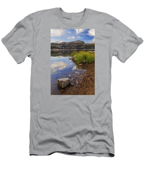 Wall Lake Men's T-Shirt (Athletic Fit)