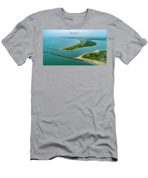 Washburns Island Men's T-Shirt (Athletic Fit)