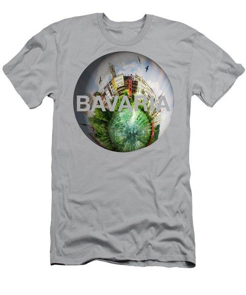 Wasserburg Am Inn Men's T-Shirt (Athletic Fit)