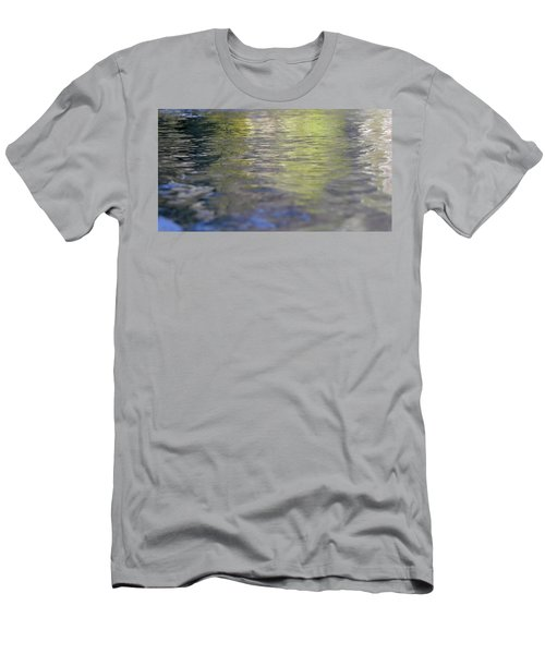 Water Colours Men's T-Shirt (Athletic Fit)