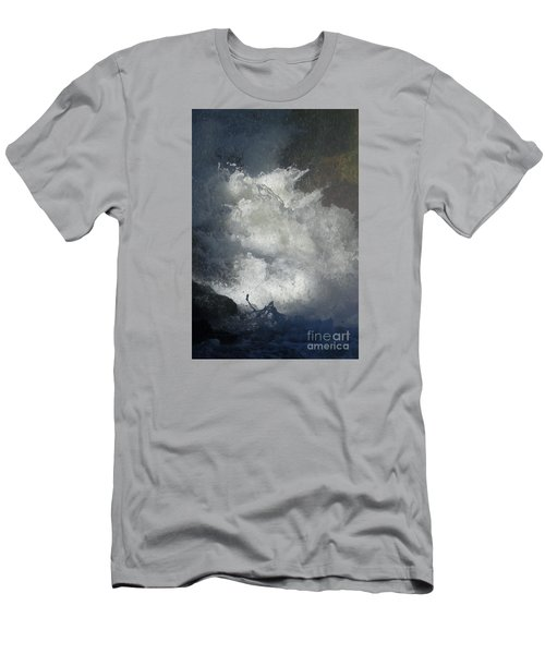 Water Fury 3 Men's T-Shirt (Slim Fit) by Jean Bernard Roussilhe