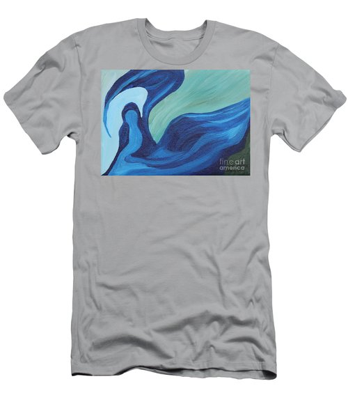 Water Spirit Men's T-Shirt (Athletic Fit)