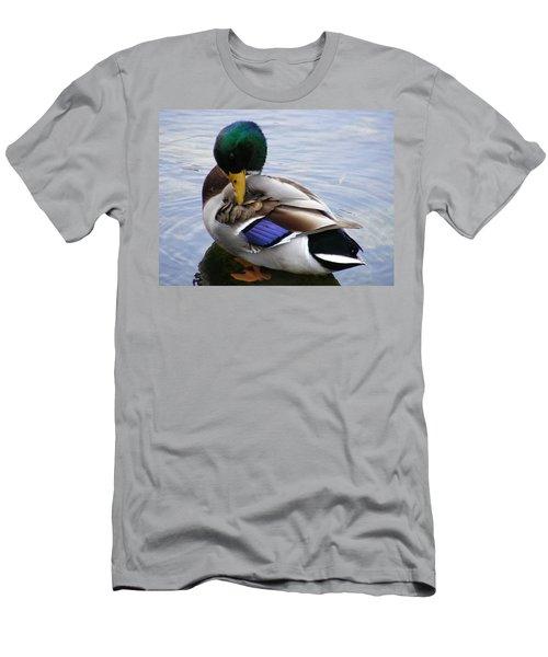Waters Edge Men's T-Shirt (Athletic Fit)