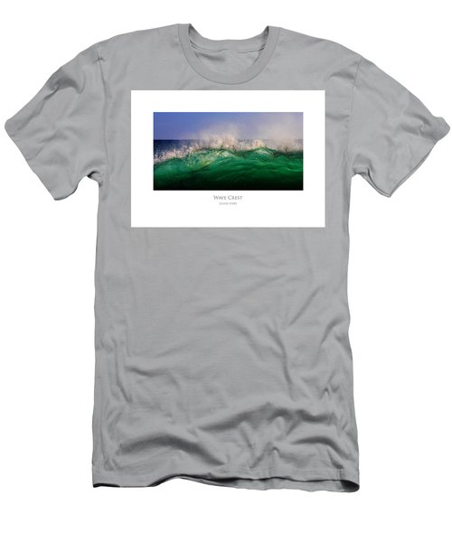Wave Crest Men's T-Shirt (Athletic Fit)