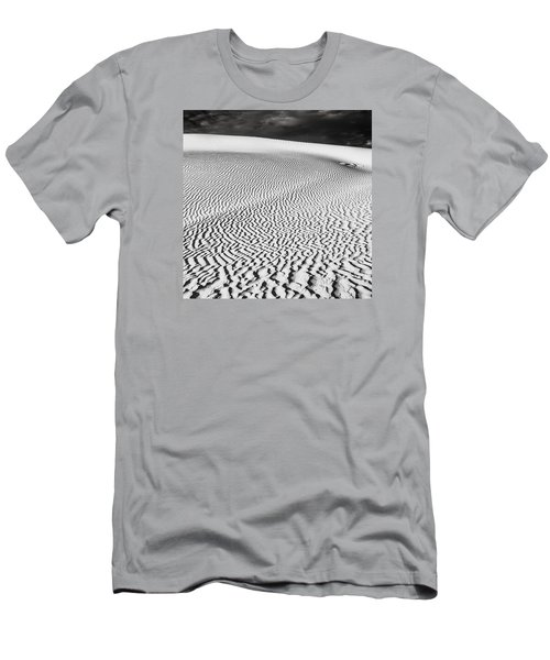 Men's T-Shirt (Slim Fit) featuring the photograph Wave Theory V by Ryan Weddle