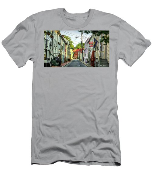Way Downtown Men's T-Shirt (Athletic Fit)