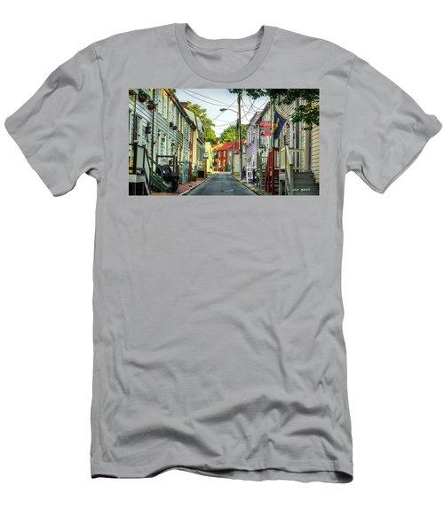 Way Downtown Men's T-Shirt (Athletic Fit)