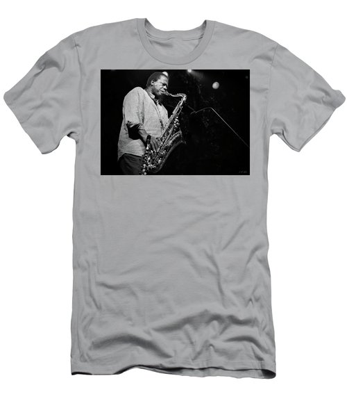Wayne Shorter Discography Men's T-Shirt (Athletic Fit)
