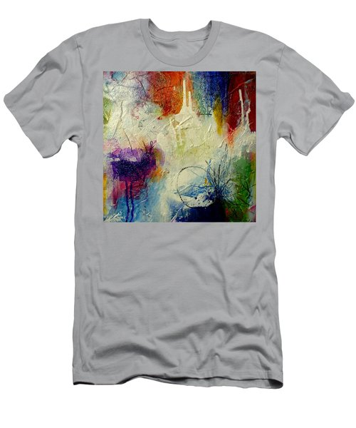 We Should Be Dancing Men's T-Shirt (Slim Fit) by Tracy Bonin
