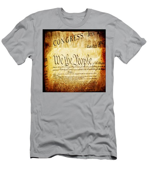 We The People Men's T-Shirt (Athletic Fit)
