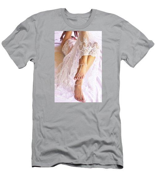 Wedding Men's T-Shirt (Slim Fit) by Marat Essex