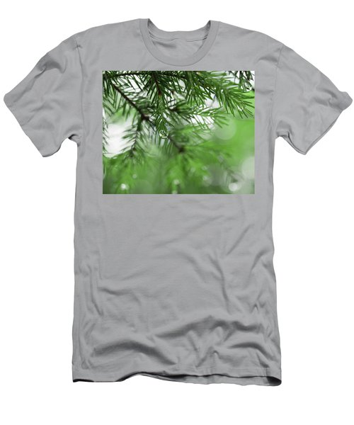 Weeping Pine 2 Men's T-Shirt (Athletic Fit)