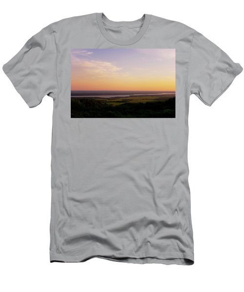 Welcome To The Valley Men's T-Shirt (Athletic Fit)