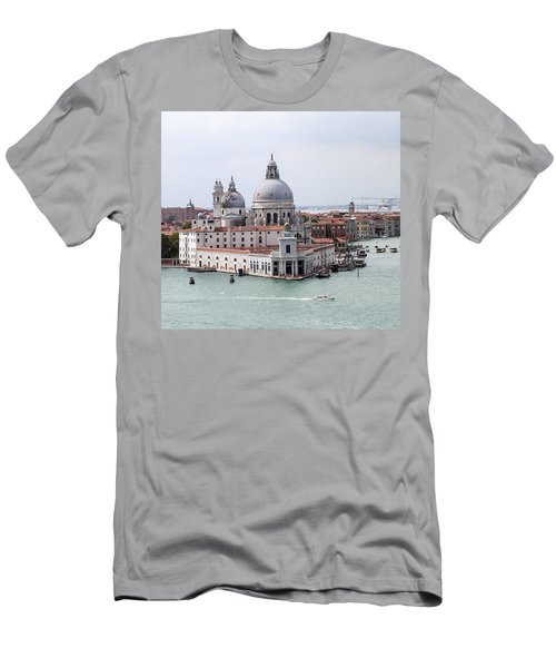 Welcome To Venice Men's T-Shirt (Athletic Fit)