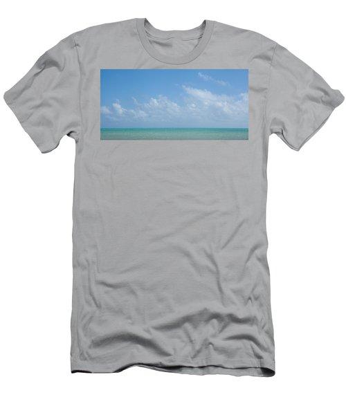 Men's T-Shirt (Slim Fit) featuring the photograph We'll Wait For Summer by Yvette Van Teeffelen