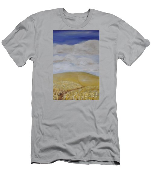 What Is Beyond? Men's T-Shirt (Athletic Fit)