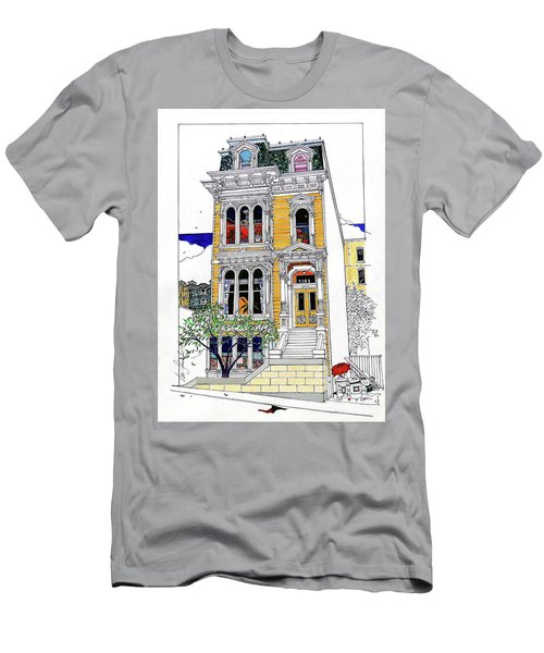What's In Your Window? Men's T-Shirt (Athletic Fit)