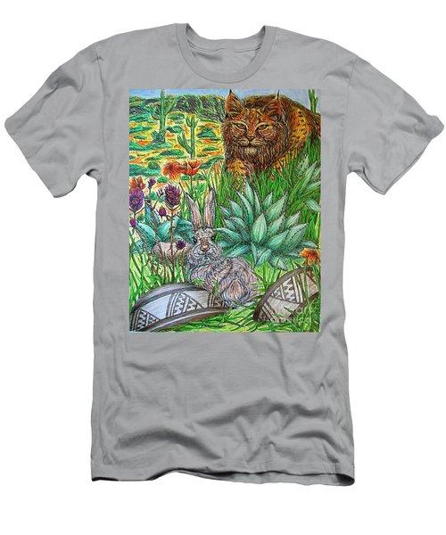 What's That...? Men's T-Shirt (Slim Fit) by Kim Jones