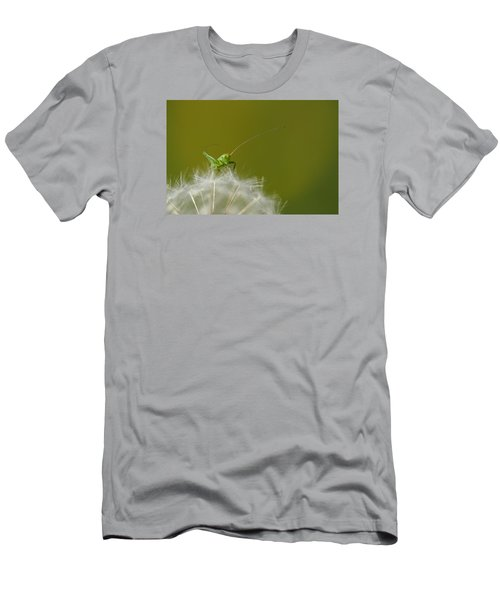 Men's T-Shirt (Slim Fit) featuring the photograph What's The Time.... by Richard Patmore