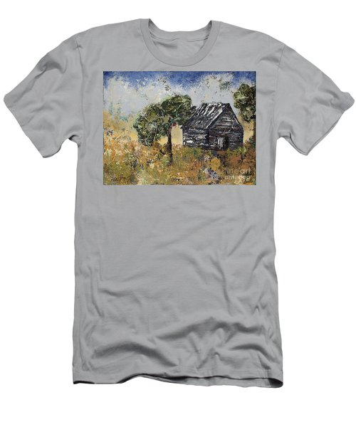 When September Ends Men's T-Shirt (Slim Fit) by Kirsten Reed