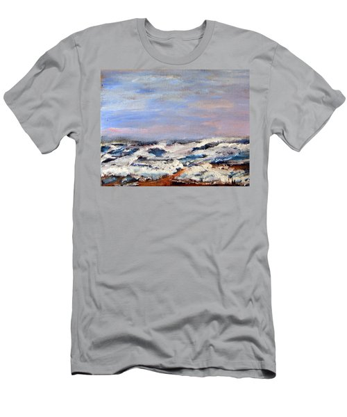 White Caps Men's T-Shirt (Athletic Fit)