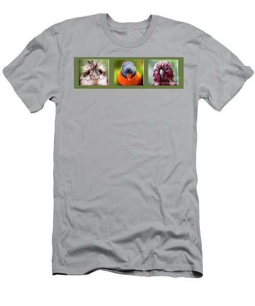 Who Are You Looking At? Men's T-Shirt (Athletic Fit)